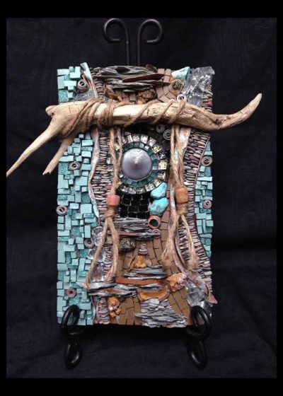 Karen Klassen Mosaics Visual Mixed Media Artist
